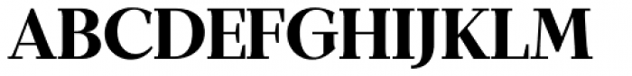 GHEA Narek Serif Bold Font UPPERCASE