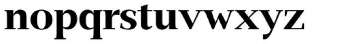 GHEA Narek Serif Bold Font LOWERCASE