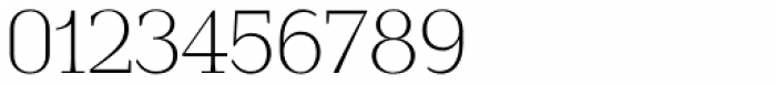 GHEA Narek Serif UltraLight Font OTHER CHARS