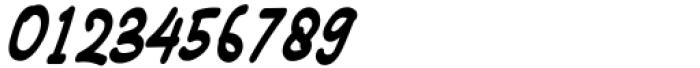 Gheamarker Regular Font OTHER CHARS