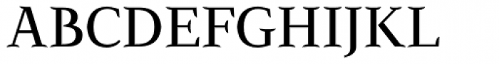 Ghibli Font UPPERCASE
