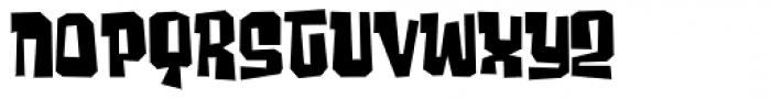 Ghost Boy Font LOWERCASE