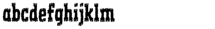 Ghost Town Toothless Joe Font LOWERCASE