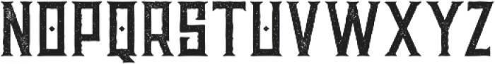 Giant Grunge otf (400) Font LOWERCASE