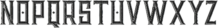 Giant Inline Grunge otf (400) Font LOWERCASE