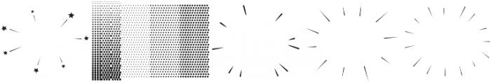 Gibon Balloons Regular otf (400) Font OTHER CHARS