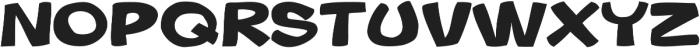 Gibon Bold Bottom Bold otf (700) Font UPPERCASE