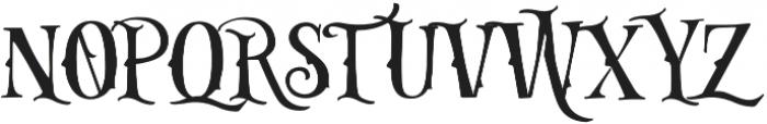 Gibsons Co otf (400) Font UPPERCASE