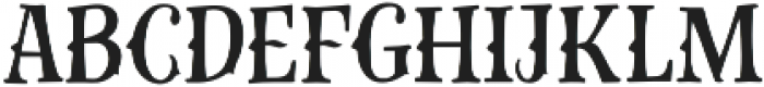 Gibsons Co otf (400) Font LOWERCASE