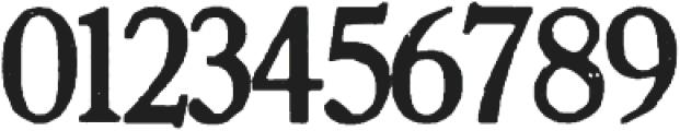 Gilbert ttf (400) Font OTHER CHARS