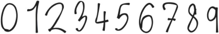 GimmeLove otf (400) Font OTHER CHARS