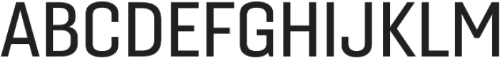 Gineso Norm Medium otf (500) Font UPPERCASE