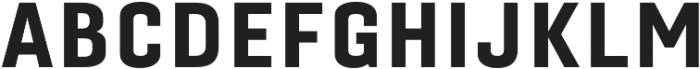 Gineso Titling Black otf (900) Font UPPERCASE