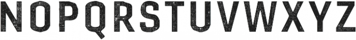 Gineso Titling Halftone Bold otf (700) Font LOWERCASE