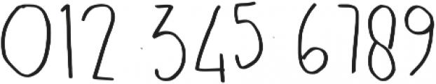 Gingera Regular otf (400) Font OTHER CHARS