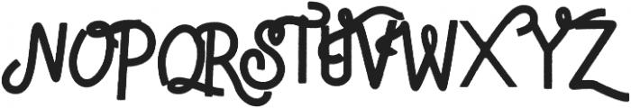 Ginusto Blok otf (400) Font UPPERCASE
