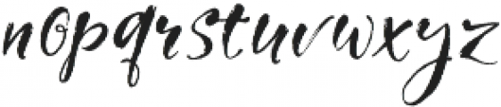 Girly Things SS1 otf (100) Font LOWERCASE