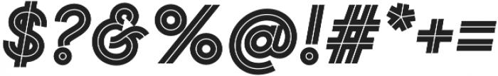 Gist Black otf (900) Font OTHER CHARS
