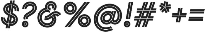 Gist Extrabold otf (700) Font OTHER CHARS