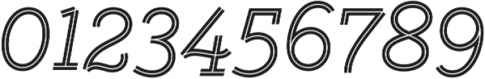 Gist Regular otf (400) Font OTHER CHARS