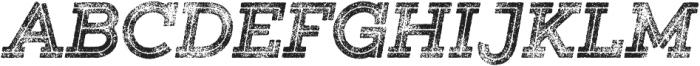Gist Rough Black Three otf (900) Font UPPERCASE