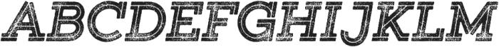 Gist Rough Black Two otf (900) Font UPPERCASE