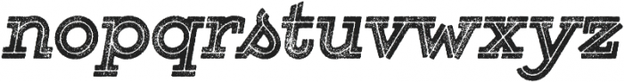 Gist Rough Black otf (900) Font LOWERCASE