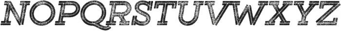 Gist Rough Exbold Two otf (700) Font UPPERCASE