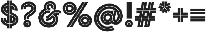 Gist Upright Black otf (900) Font OTHER CHARS
