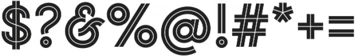 Gist Upright Extrabold otf (700) Font OTHER CHARS
