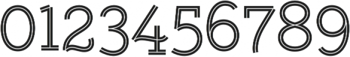 Gist Upright Regular otf (400) Font OTHER CHARS