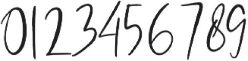 Gistesy otf (400) Font OTHER CHARS
