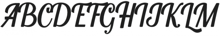 Gitanes otf (400) Font UPPERCASE