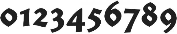 Giureska Dark otf (400) Font OTHER CHARS