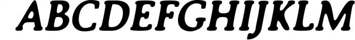 Giannis Rising 1 Font UPPERCASE