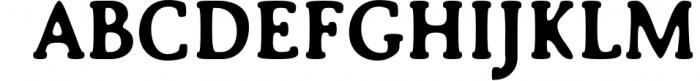 Giannis Rising Font LOWERCASE