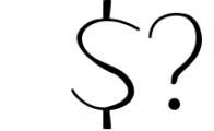 Gillithig Font OTHER CHARS
