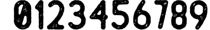 Gillnord Monoline Script extras illustration 1 Font OTHER CHARS