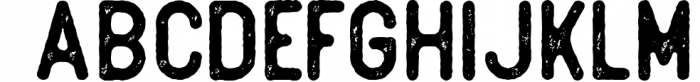 Gillnord Monoline Script extras illustration 1 Font UPPERCASE