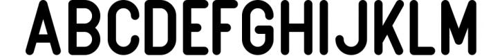 Gillnord Monoline Script extras illustration Font LOWERCASE