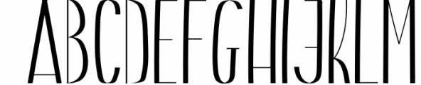 Gin And Tonic | Sans Serif Font Duo 1 Font UPPERCASE
