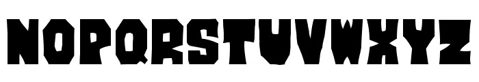 GIANtX Font LOWERCASE