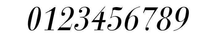 GiambattistaDueMille-Oblique Font OTHER CHARS
