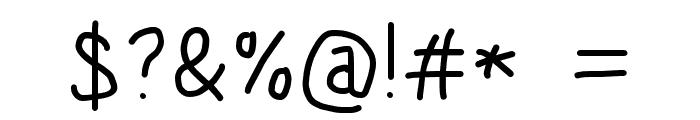 Gib Font Plox Font OTHER CHARS