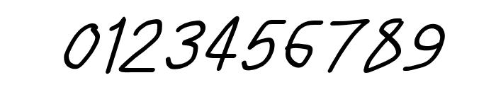 Gib Italic Font Plox Font OTHER CHARS