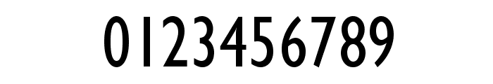 GibbyOpti-MediumCond Font OTHER CHARS