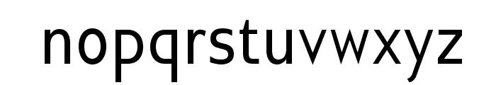 GilliusADF-Cond Font LOWERCASE