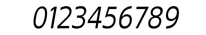 GilliusADF-Italic Font OTHER CHARS