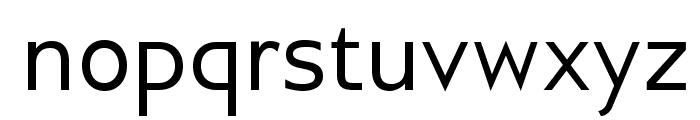GilliusADF-Regular Font LOWERCASE