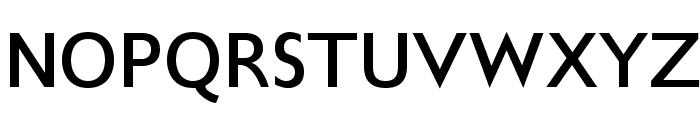 GilliusADFNo2-Bold Font UPPERCASE